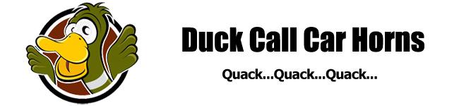 Duck Call Car Horns